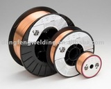 ER70S-6 solid wire from 0.6mm~1.6㎜
